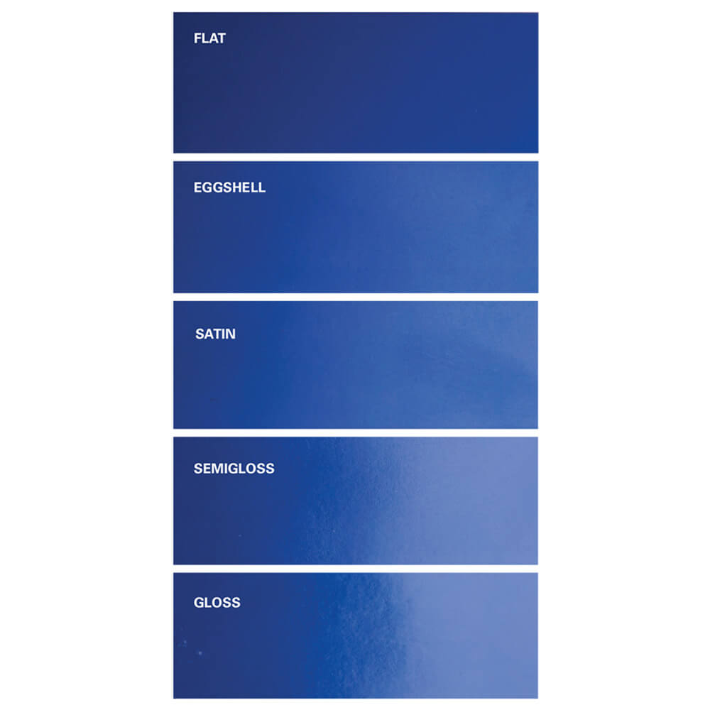 Which paint sheen is the right paint sheen for your home - What is satin paint ...